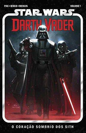 Star Wars: Darth Vader (2021) Vol.01 O coração sombrio dos Sith