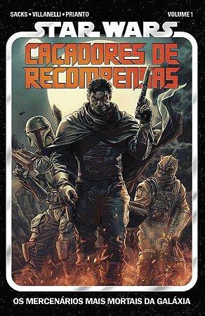 Star Wars: Caçadores De Recompensas Vol.01 Os mercenários mais mortais da galáxia