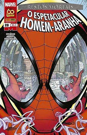 O Espetacular Homem-Aranha - 28