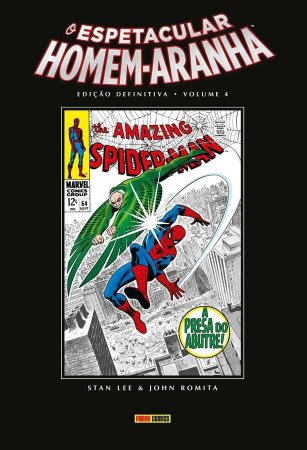 O Espetacular Homem-Aranha Edição Definitiva Vol. 4