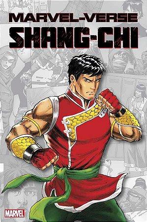 Shang-Chi Marvel-Verse
