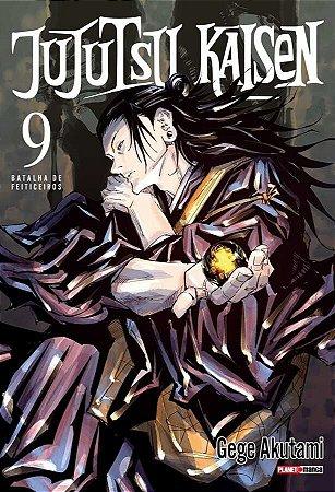 Jujutsu Kaisen - Batalha De Feiticeiros 9