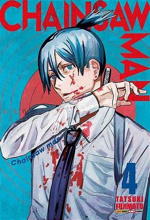 Chainsaw Man 04 - Tatsuki Fujimoto