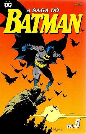 A Saga do Batman vol. 05