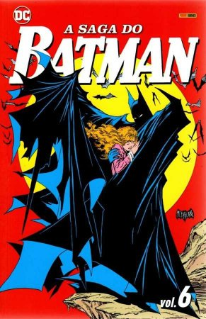 A Saga do Batman vol. 06