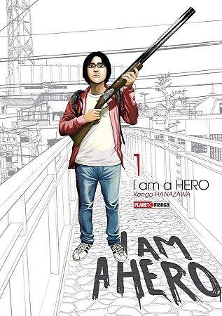 I am a Hero 01 - Kengo Hanazawa