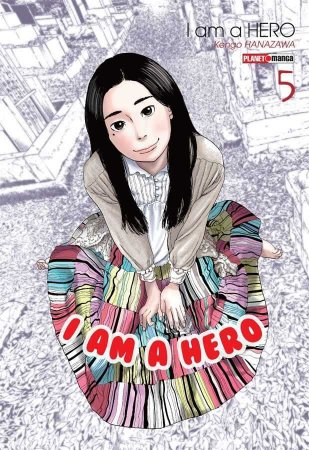 I am a Hero 05 - Kengo Hanazawa