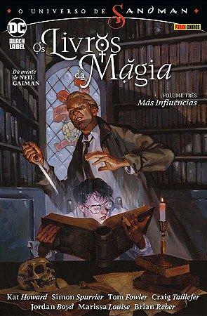 Os Livros da Magia Vol. 03 O Universo de Sandman