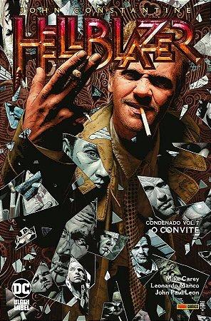 John Constantine - Hellblazer: Condenado Vol. 07
