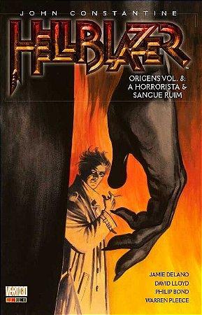 John Constantine, Hellblazer: Origens Vol.08