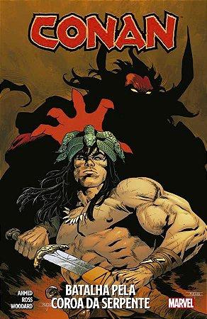 Conan: A Batalha pela Coroa da Serpente