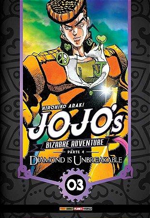 Jojo's Bizarre Adventure 3 Parte 4: Diamond is Unbreakable