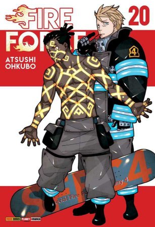 Fire Force - 20
