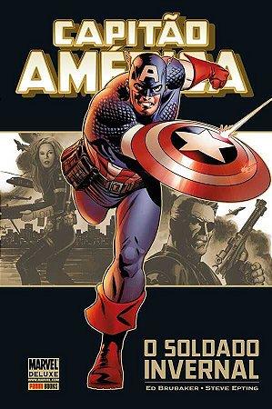 Capitão América: O Soldado Invernal Capa Dura