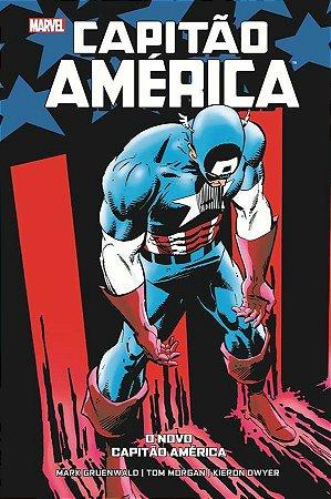 Capitão América: O Novo Capitão América Marvel Vintage