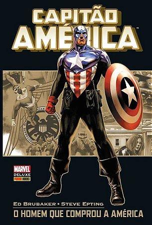 Capitão América: O Homem que Comprou a América