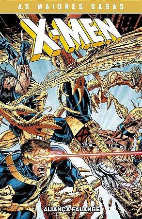 X-Men: Aliança Falange - As Maiores Sagas dos X-Men