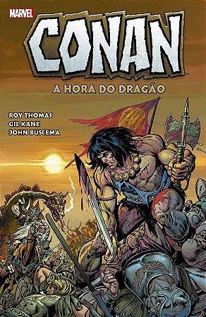 Conan, O Bárbaro: A Hora do Dragão