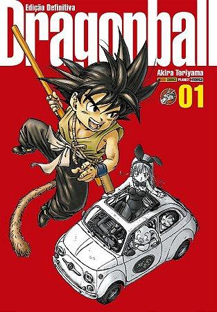 Dragon Ball Edição Definitiva Volume 01