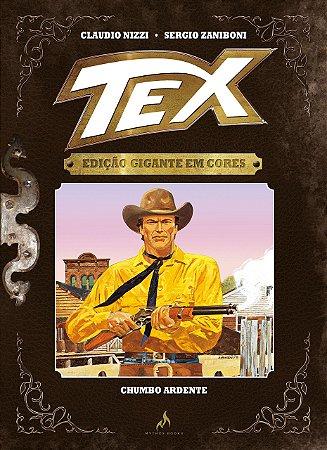 Tex Edição Gigante em Cores Volume 04