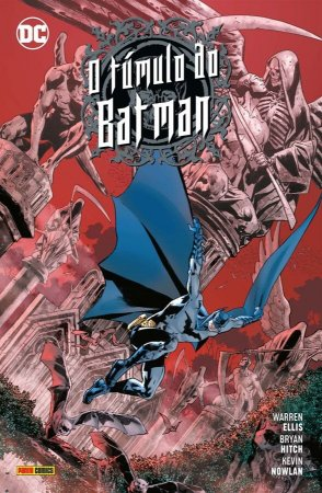 O Túmulo do Batman Vol.01