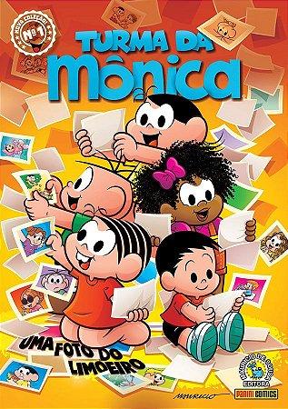 Turma da Mônica - 01