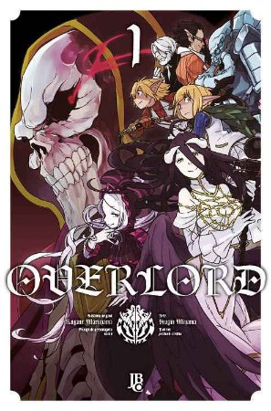 Overlord Vol 01