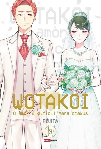 Wotakoi: O Amor é difícil para Otakus - 09