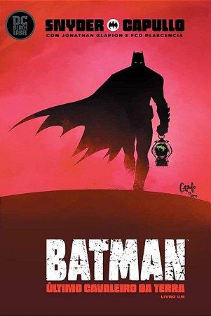 Batman: O Último Cavaleiro da Terra - 01