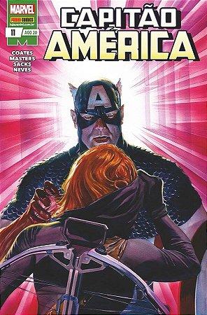 Capitão América - 11