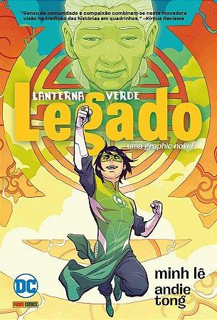 Lanterna Verde: Legado