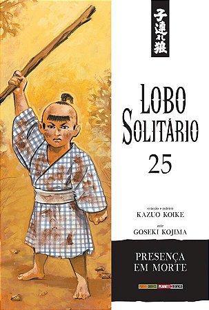 Lobo Solitário - 25