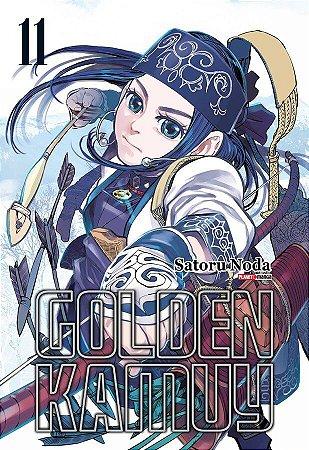 Golden Kamuy - 11