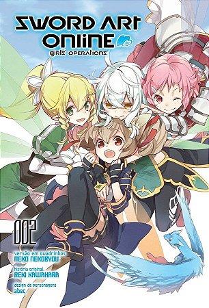Sword Art Online - 02
