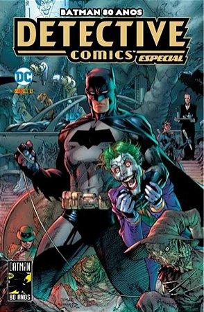 Batman 80 Anos: Detective Comics Especial