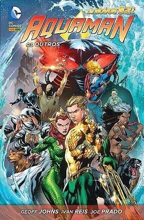 Aquaman: Os Outros