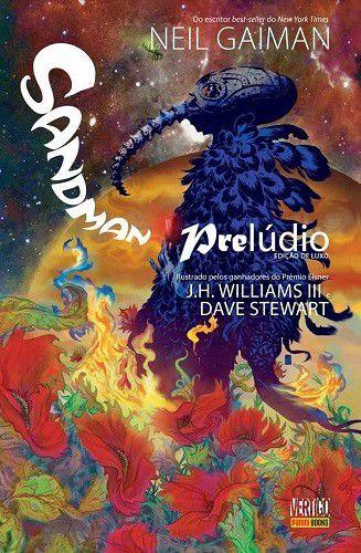 Sandman - Prelúdio Edição de Luxo