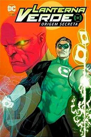Lanterna Verde: Origem Secreta