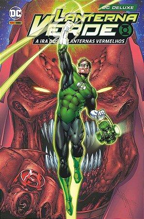 Lanterna Verde: A Ira dos Lanternas Vermelhos