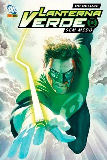 Lanterna Verde: Sem Medo - Volume 1 - DC Deluxe