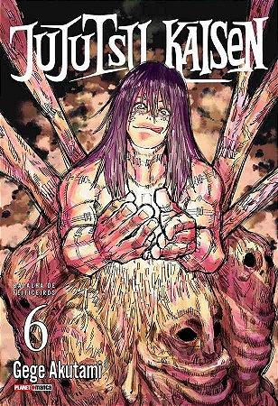 Jujutsu Kaisen - Batalha de Feiticeiros - 06