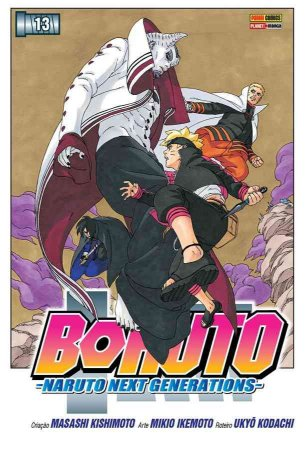 Boruto - 13 Naruto Next Generations