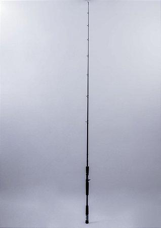 VARA MARURI BLACK TAMBA BT C 701 (2,10m) p/  carretilha  inteiriça