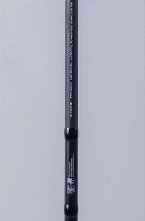VARA MARURI BLACK TAMBA BT C 802 (2,40m) p/ Carretilha 2 partes