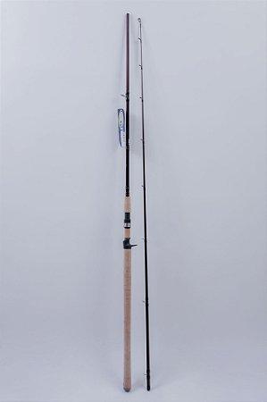 VARA OKUMA REFLEXIONS RX-C-802H (2,40m)  P/ Carretilha