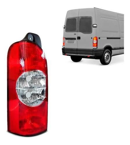Lanterna Traseira Renault Master 2003 A 2012 Lado Direito