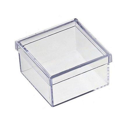 Caixinha de Acrílico 7x4 kit com 10 unid