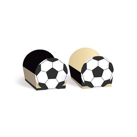 Forminha para Doces Tema Futebol kit com 24 unid