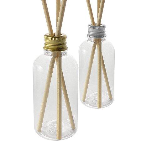 Frasco para Aromatizador Plástico de 60 ml kit com 10 unid
