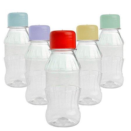 Garrafinhas para Lembrancinhas 100 ml Coca kit com 10 unid
